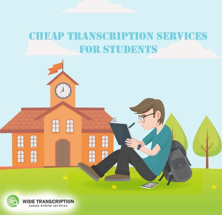 Cheap Transcription