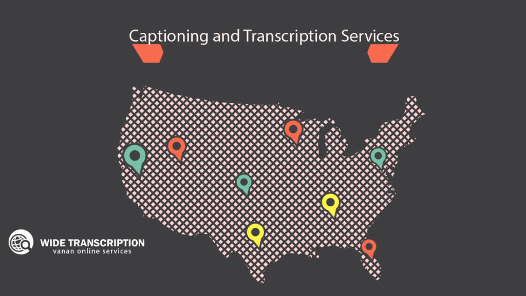 Captioning and Transcription Services